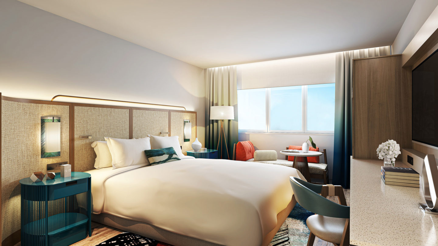 Standard Mountain View Room